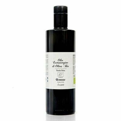 Gurrieri Organic Extra Virgin Olive Oil -Sicily, Italy 500ml (21540)