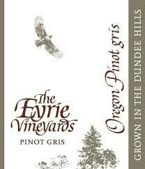 Eyrie Pinot Gris 2017 - Willamette Valley, Oregon (2654)