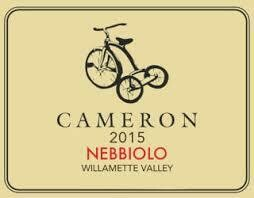 Cameron Nebbiolo 2016 - Willamette Valley, OR (20720)