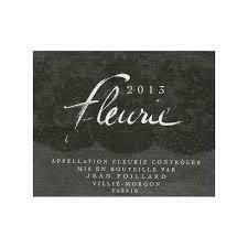 Foillard Fleurie 2018