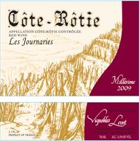 Levet Cote Rotie Les Journaires 2017