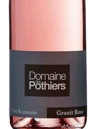 """Domaine des Pothier """"Granit"""" Rose 2019- Cote Roannaise, France 2019 (21604)"""