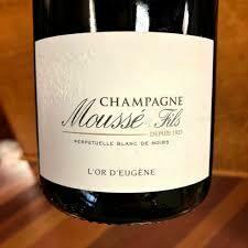 Mousse & Fils Champagne