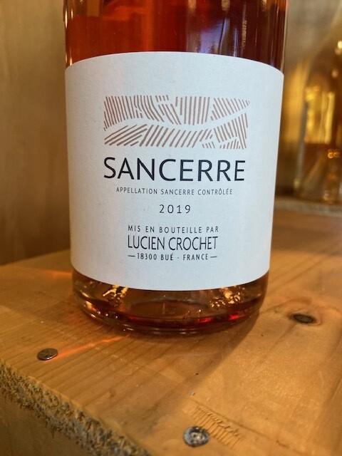 Lucien Crochet Sancerre Rosé  2019 - Loire Valley, France (3187)