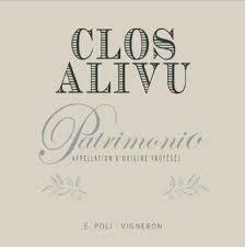 """Clos Alivu """"Patrimonio Rosé 2019 - Corsica, France (20423)"""