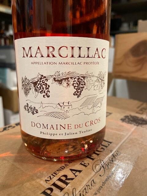 Domaine de Cros Marcillac Rosé 2019 - Marcillac, France (21075)