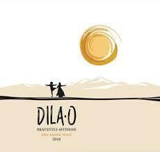 Dila-O  Amber Wine 2019 - Republic of Georgia (21648)