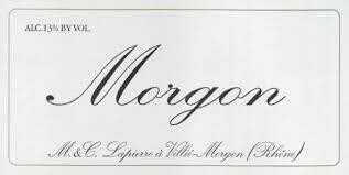 Marcel Lapierre Morgon 2019 - Beaujolais, France (3709)