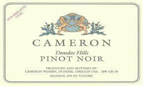 2018 Cameron Dundee Hills Pinot Noir (2285)