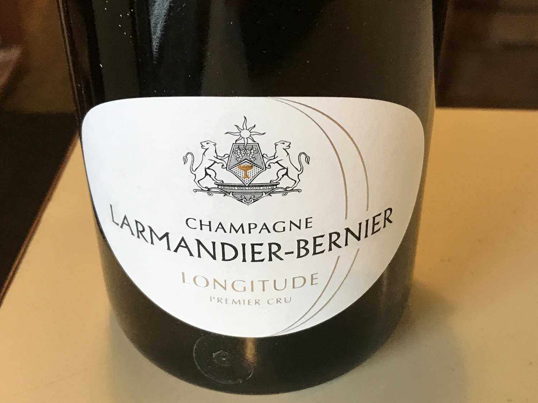 "Larmandier Bernier Brut NV Champagne  ""Longitude"" (3511)"