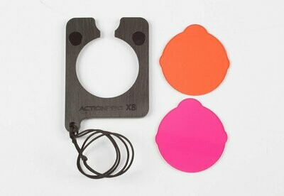 Diving Filter Set for ACTIONPRO X8