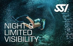 SSI Night Diving & Limited Visibility