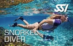 SSI Snorkel Diver