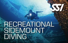 SSI Recreational Sidemount Diving