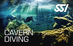 SSI XR Cavern Diving