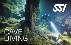 SSI TXR Cave Diving