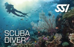 SSI Junior Scuba Diver
