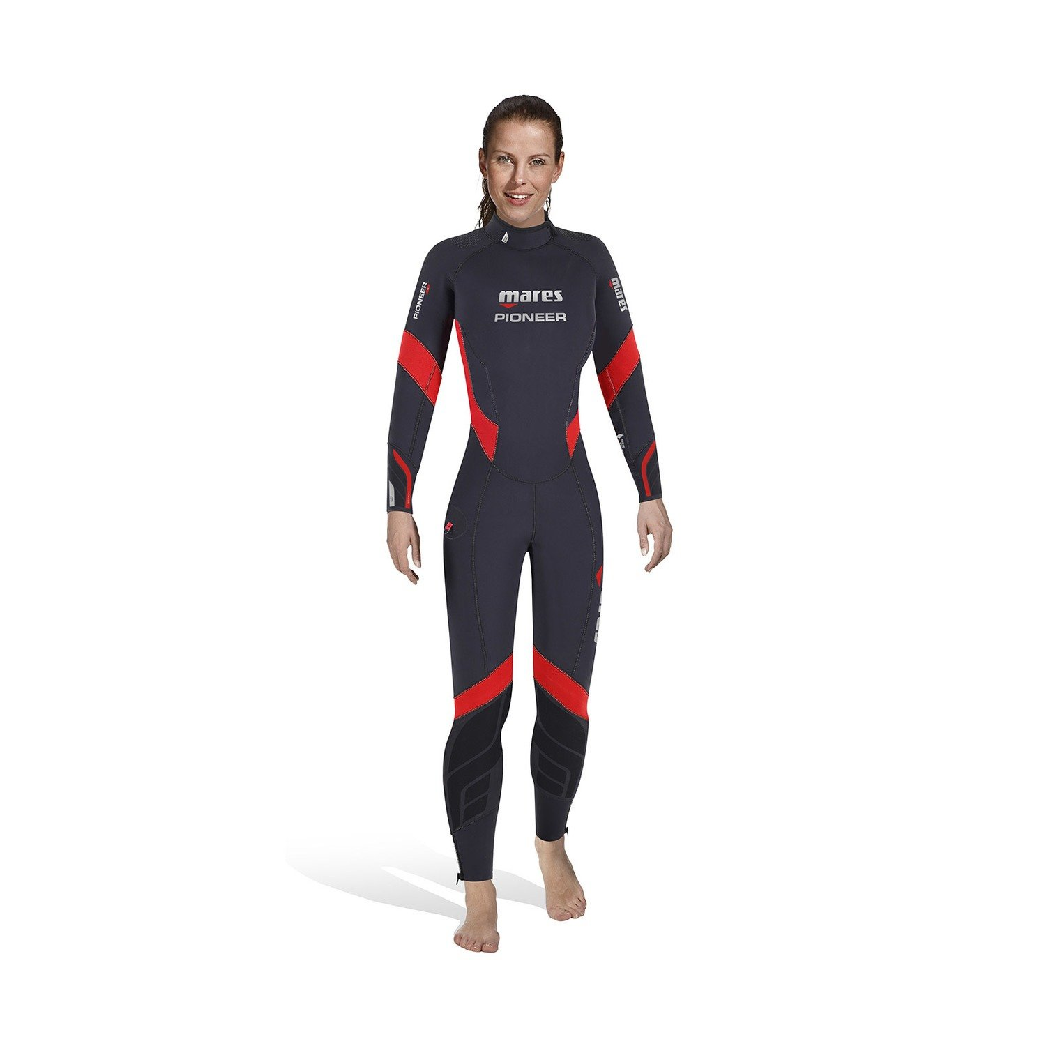 WETSUIT PIONEER SHE DIVES 5MM