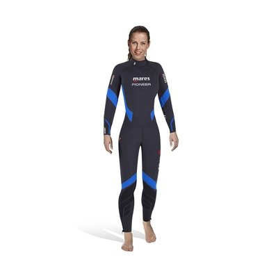 WETSUIT PIONEER SHE DIVES 7MM