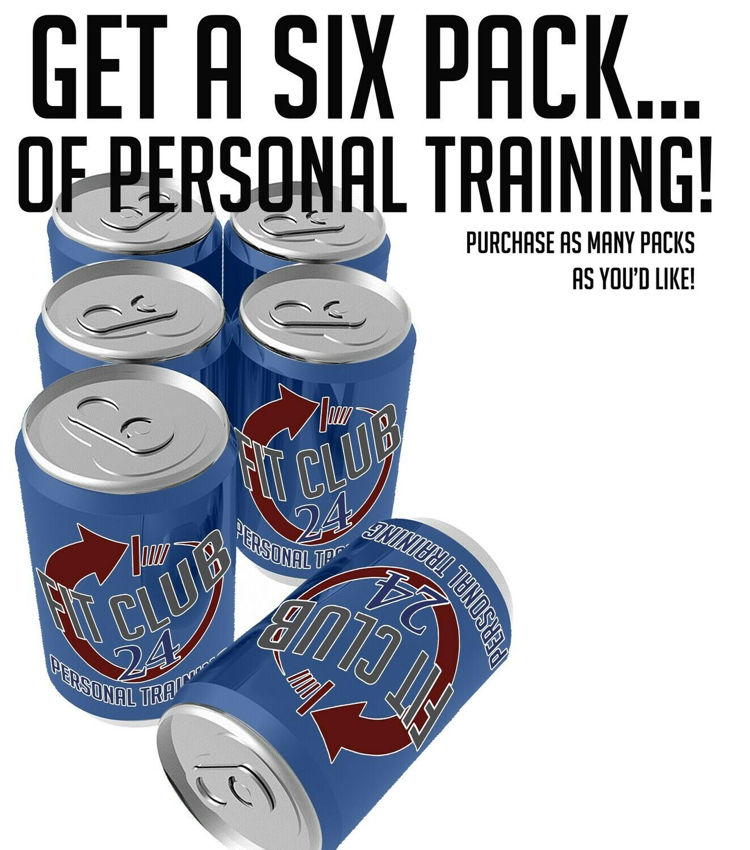 Bulk Personal Training Sessions