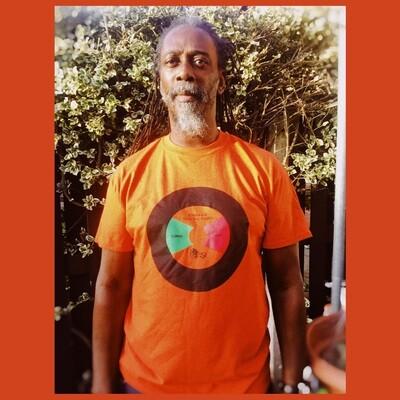 Mr Tee's Burnt Orange T-shirt