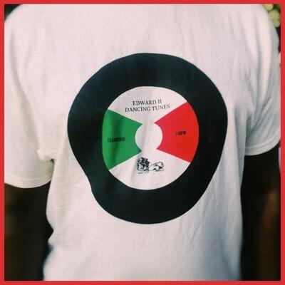 Dancing Tunes CD + Natural T-Shirt Bundle
