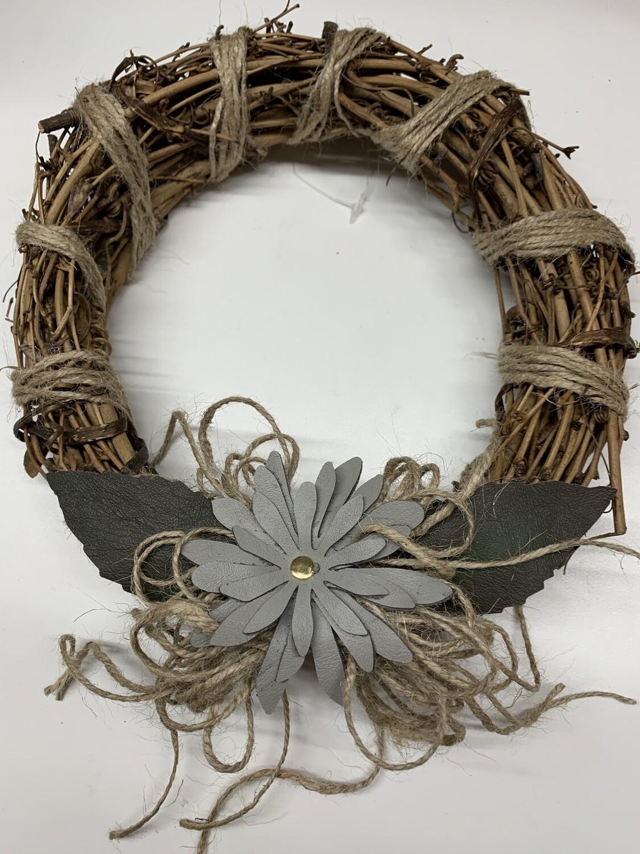 """8"""" Grapevine Wreath"""