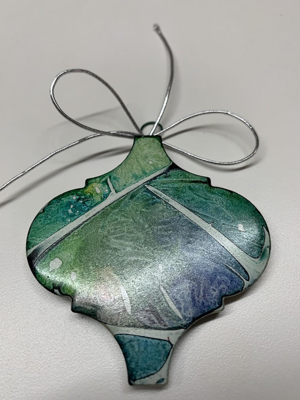 Arabesque Tile Ornament