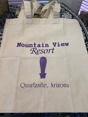 MVR Canvas Bag