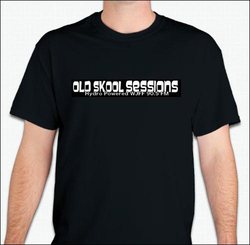 OSS Black T-Shirt