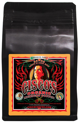 Cisco Puro Organic Mexican Coffee