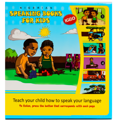 IGBO SPEAKING BOOKS FOR KIDS