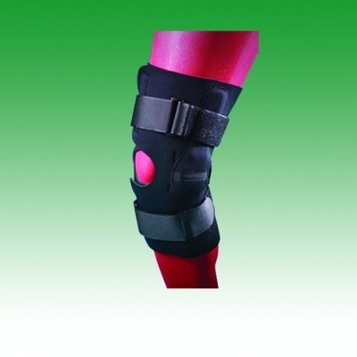 Hinge Wrap Around Knee Brace
