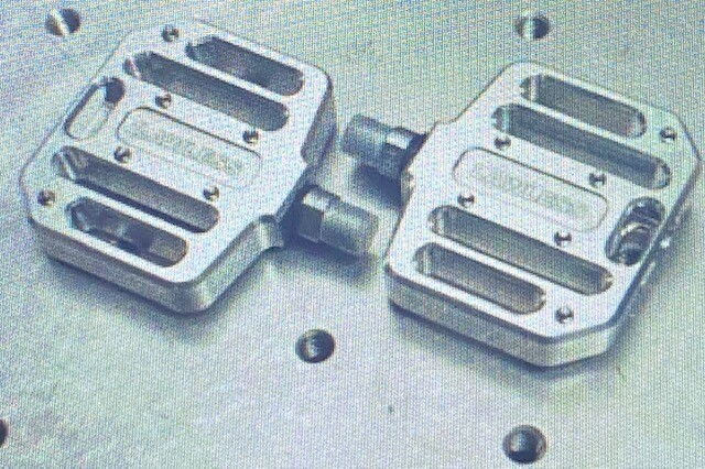 Lawless Bicycle Products, Pedals;