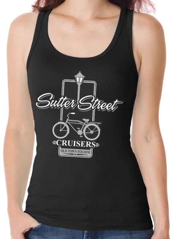 Apparel; Sutter Street Cruisers Women's Tank Top