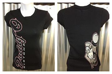 Apparel; Daddy-O Customz Traditional Women's T-Shirt
