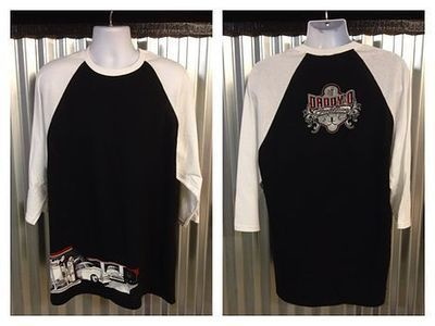 Apparel; Daddy-O Customz 10th Anniversary Baseball Tee