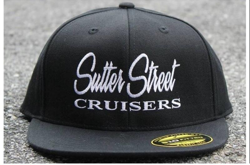 Apparel; Sutter Street Cruisers FlexFit Cap