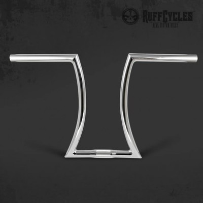 RUFF Cycles Ron Bar Long, Chrome