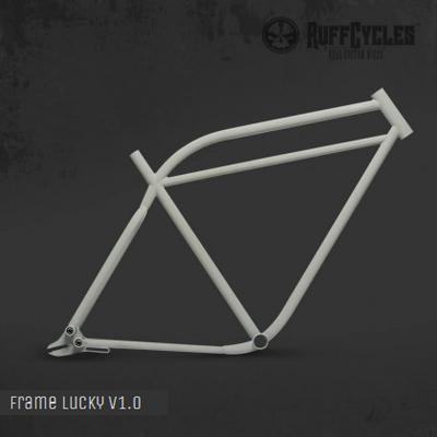 RUFF Cycles - Lucky V 1.0