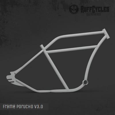 RUFF Cycles - Porucho V 4.0