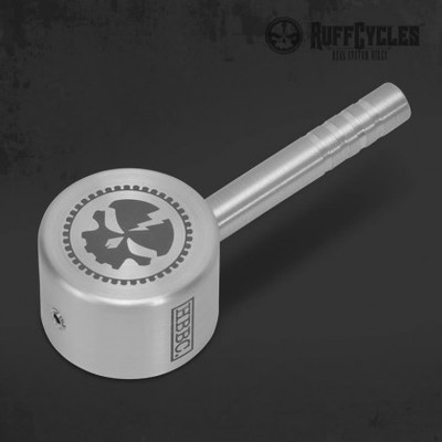 Raw RUFF Cycles Skully Suicide Shifter