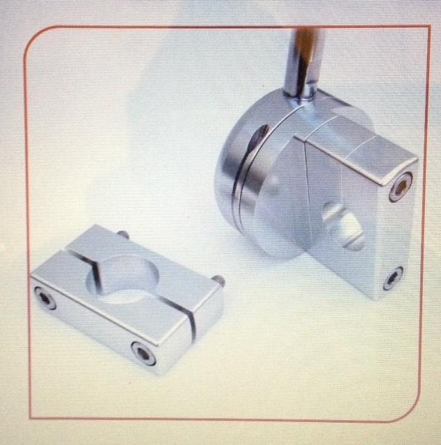 Shifter Mounts; BoxKars 0.875