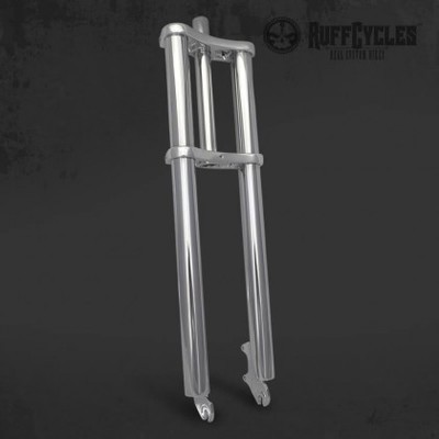 RUFF Cycles Straight Fork Chrome