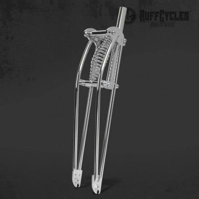 RUFF Cycles Chrome Regulator Fork