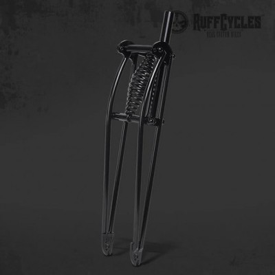 RUFF Cycles Black Regulator Fork