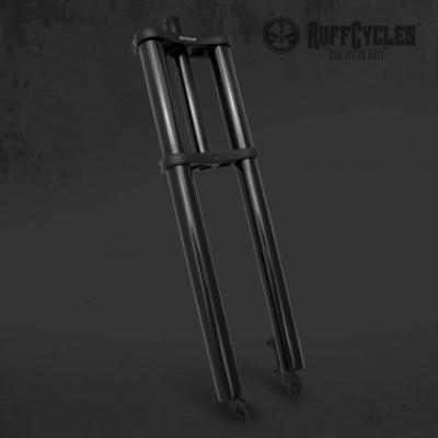 RUFF Cycles Straight Fork Black