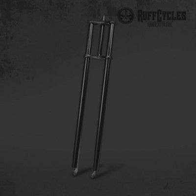 RUFF Cycles Straight Fork 900mm Black