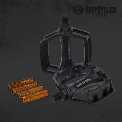 RUFF Cycles Pedals 9/16
