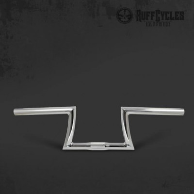 RUFF Cycles Ron Bar Short, Chrome